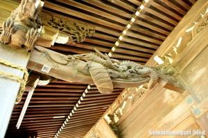 愛宕神社(横浜市鶴見区下末吉)10
