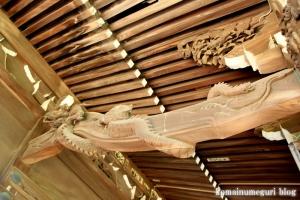 愛宕神社(横浜市鶴見区下末吉)11