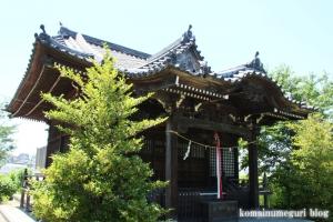 愛宕神社(横浜市鶴見区下末吉)12
