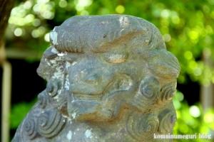 愛宕神社(横浜市鶴見区下末吉)25