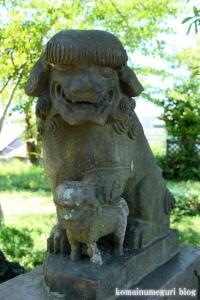 愛宕神社(横浜市鶴見区下末吉)15