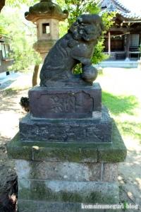 愛宕神社(横浜市鶴見区下末吉)18