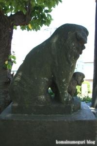 愛宕神社(横浜市鶴見区下末吉)16
