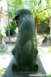 愛宕神社(横浜市鶴見区下末吉)17