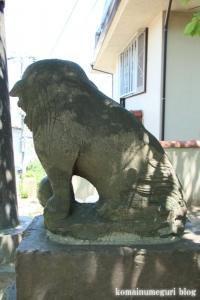 愛宕神社(横浜市鶴見区下末吉)20