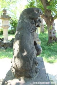 愛宕神社(横浜市鶴見区下末吉)21