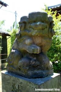 愛宕神社(横浜市鶴見区下末吉)32