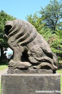 愛宕神社(横浜市鶴見区下末吉)33