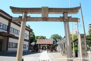 熊野神社(横浜市鶴見区寺谷)3