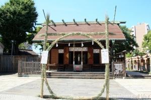 熊野神社(横浜市鶴見区寺谷)10