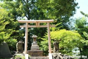 熊野神社(横浜市鶴見区寺谷)13