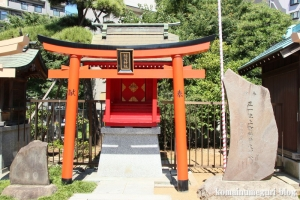 熊野神社(横浜市鶴見区寺谷)18