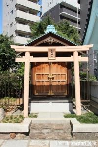 熊野神社(横浜市鶴見区寺谷)17