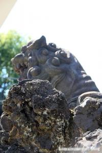 熊野神社(横浜市鶴見区寺谷)29