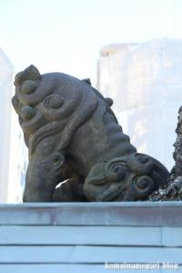 熊野神社(横浜市鶴見区寺谷)32