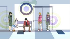 アニメ8話 シンタローの説明