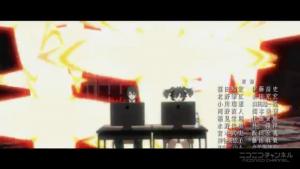 アニメ9話ED 8