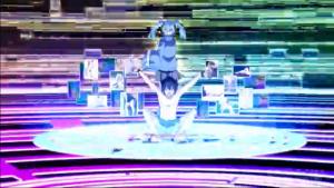 アニメ5話 シンタロー 生足画像