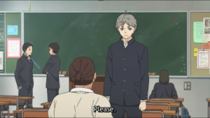 アニメ8話 あさひさんと菅原さん