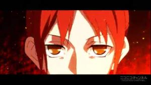 アニメ8話 キドの姉
