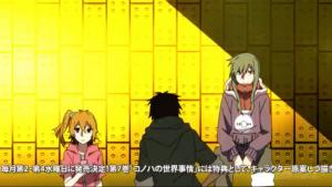 アニメ8話 キドの追求