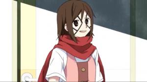 アニメ9話 アヤノの幸福理論21