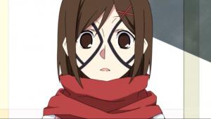 アニメ9話 アヤノの幸福理論32