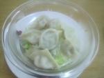 台湾料理・百福宴/水餃子