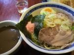 麵屋十郎兵衛・2014年4月限定のえびつけ麺