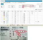 2014年・高知G3・初日7R・有坂選手