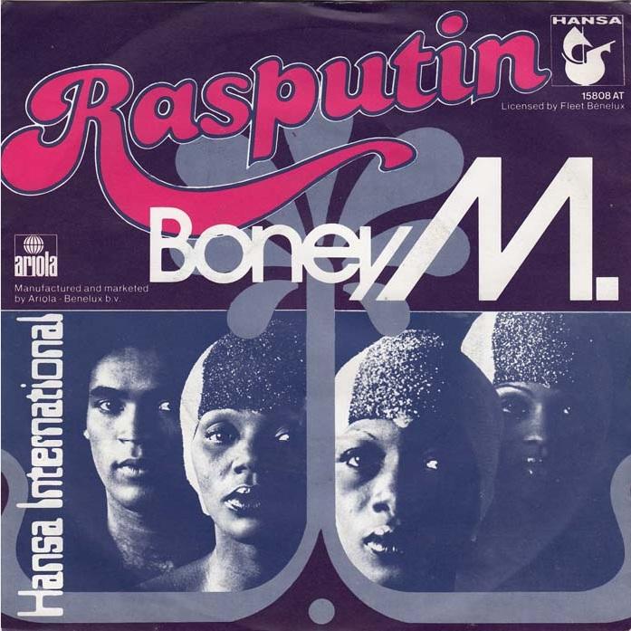 Rasputin Boney M (0)