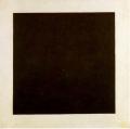 カジミール・マレーヴィチ「黒い正方形」