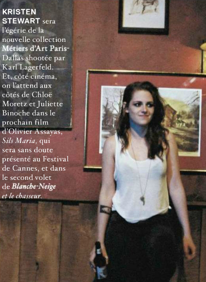 Kstewartfans Chanel Texas