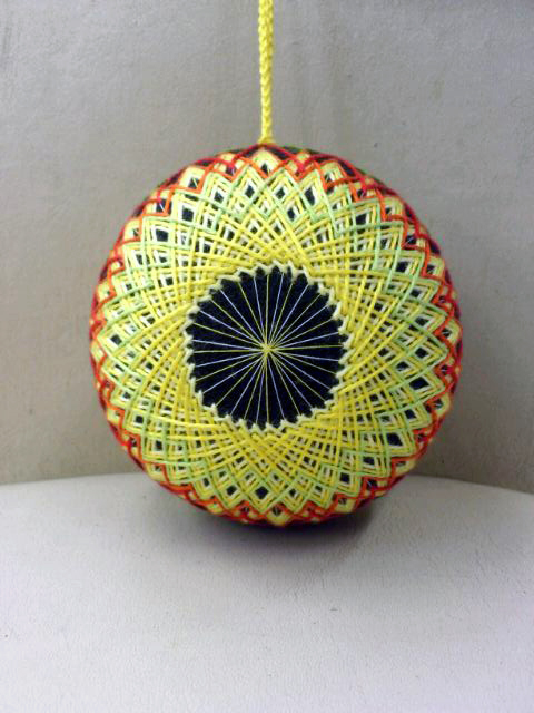 手毬(打ち上げ花火2)