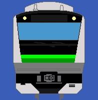 正面 横浜線