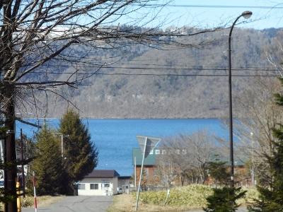 29日午後の屈斜路湖