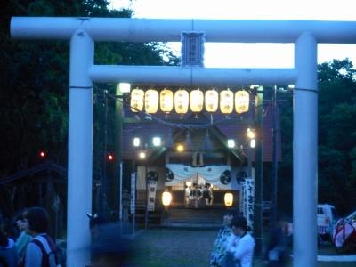 川湯神社例大祭
