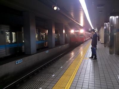 地下鉄(1)