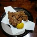 民宿の夕食2