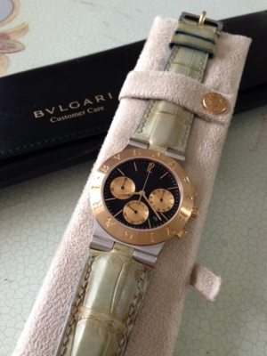 purchase cheap b4d4c 7f23a Adeos Leon : 続・BVLGARI ディアゴノ