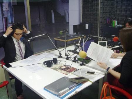 えびすFM出演3