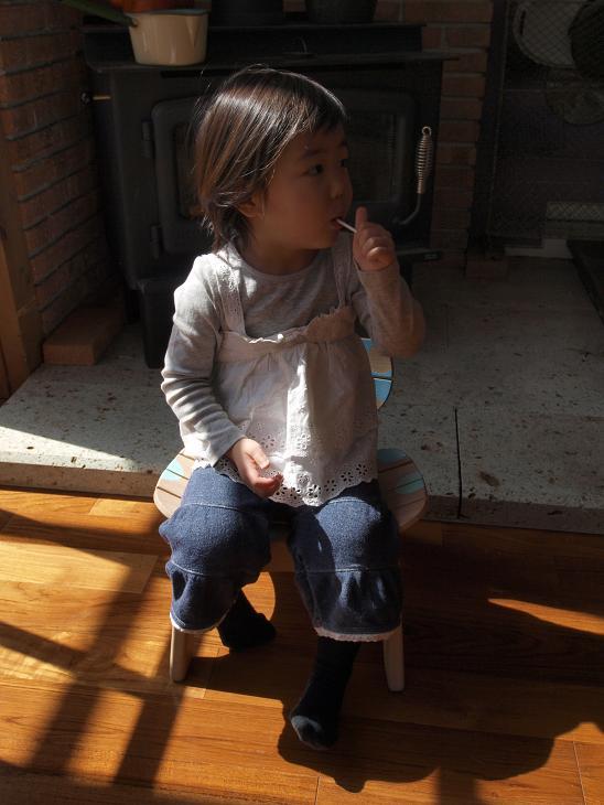 曲げ木子供椅子ブログ1