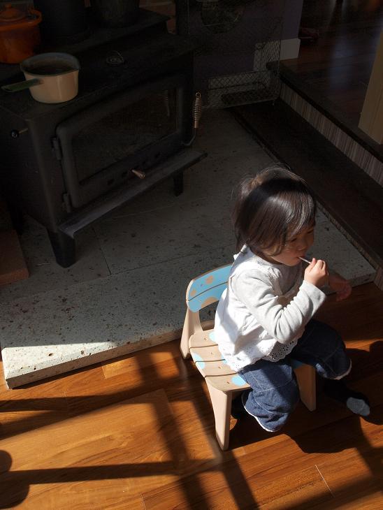 曲げ木子供椅子ブログ3