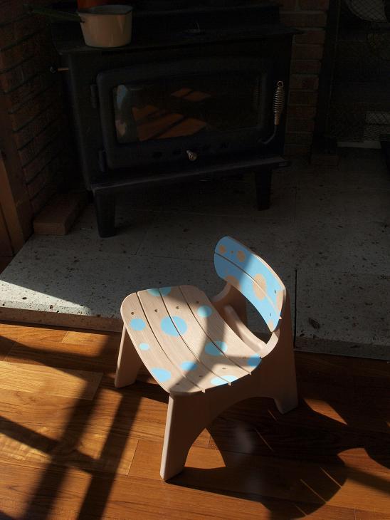 曲げ木子供椅子ブログ4
