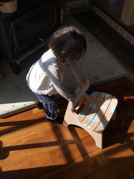 曲げ木子供椅子ブログ8