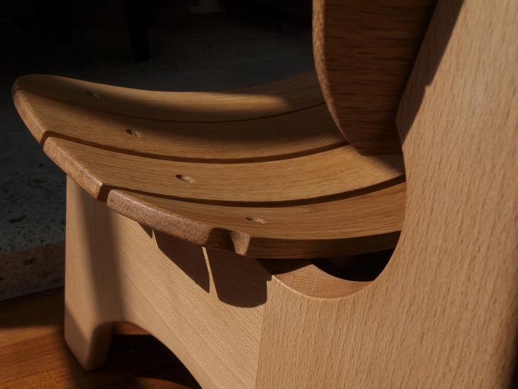 曲げ木子供椅子ブログ9