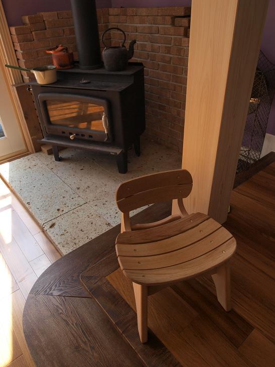 曲げ木子供椅子ブログ12