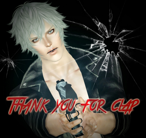 Thank you for clap