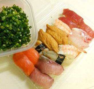 寿司チャーハン1