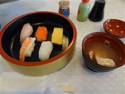 日本平 寿司バイキング